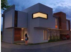 venta de casas en san luis potosi en alto lago residencial casa en esquina fachadas de casas - Casas Bonitas En San Luis Potosi