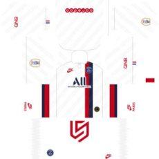 kit dls psg 2019 away psg kit 19 2020 league soccer 2019 ristechy