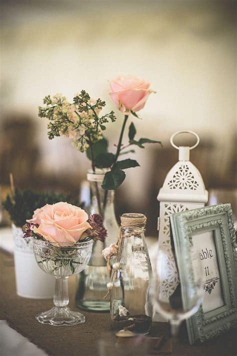 25 rustic vintage wedding centerpieces ideas 2016 http