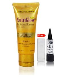 masqueology gold cleanser reviews nutriglow gold radiance booster foam cleanser 65 ml buy nutriglow gold radiance booster