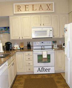 painting pickled oak cabinets information - Pickled Oak Cabinets Images