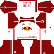 bulls new york kits 2016 2017 league soccer - Kit Dls New York Red Bulls