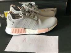 nmd vapour grey pink adidas nmd r1 runner grey vapour pink light onix offspring by3058 sz 7 11 ebay