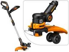 worx gt2 trimmercom review worx gt2 cordless trimmer edger wg160