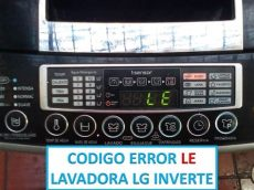 error 03 lavadora lg solucion codigo error le lavadora lg inverte
