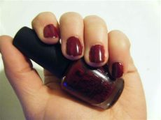 opi blues for red swatch is buy the makeup review opi nail in quot got the blues for quot