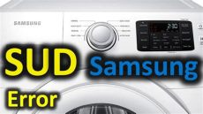error sud en lavadora samsung sud error code solved samsung front loading washer washing machine