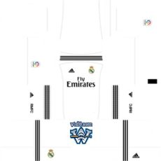 kit dls 2018 real madrid 2019 real madrid 2018 2019 league soccer dls fts kits forma ve logo wid10 league