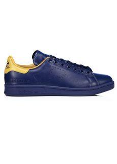 adidas x raf simons stan smith night sky honey gold adidas originals by raf simons stan smith sky trainers from triads uk