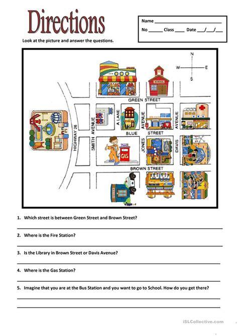 directions worksheet free esl printable worksheets teachers