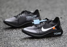 white nike zoom fly sp black pink release info sneakernews - Nike Zoom Fly Sp Off White Black