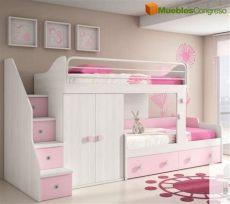 camas literas para ninos y ninas camas literas buscar con decoracion de dormitorios juveniles camarotes para ni 241 as