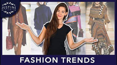 fashion trends fall 2018 winter 2019 wear ǀ