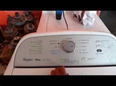 como utilizar una lavadora whirlpool como calibrar y reparar lavadora whirlpool digital xpert system en 2020 lavadora