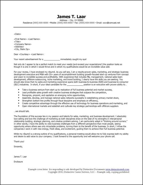 professional resume cover letter sle sle resumes