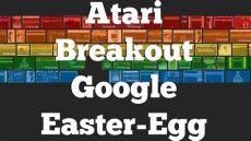 atari breakout easter egg - Play Atari Breakout Google Easter Egg