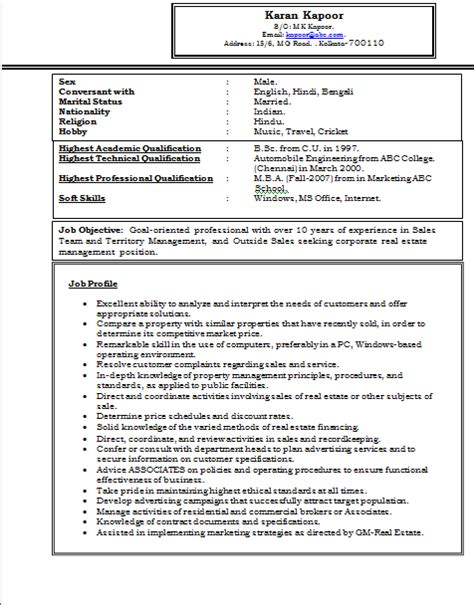 10000 cv resume sles free download experienced mba