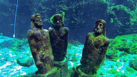 scuba diving silver springs florida youtube