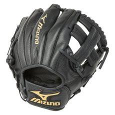 mizuno glove warranty mizuno 174 311666 rg90 01 0900 right black infield baseball glove recreationid