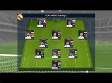dls 18 mod real madrid android squad kits logo unlimited money - Logo Kit Dls 18 Real Madrid