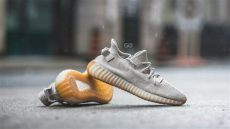 adidas yeezy boost 350 v2 quot sesame quot review on - Yeezy Boost 350 V2 Sesame On Foot