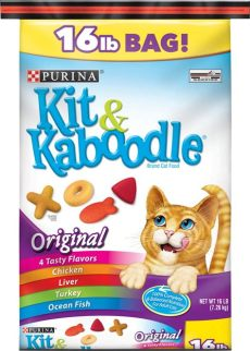 kit and kaboodle kit kaboodle original cat food 16 lb bag chewy