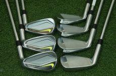 nike vapor pro combo forged 4 pw irons steel stiff flex iron set 401230 ebay - Nike Vapor 4 Iron