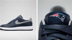 limited edition patriots nike sneakers nike releases limited edition shoes for patriots robert kraft sporting news