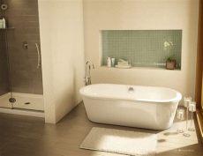 fleurco freestanding tubs fleurco freestanding tubs creative mirror shower