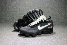 white x nike air vapormax black white clear white for sale hoop - Nike Air Vapormax Off White Black