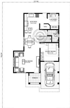 one storey house with roof deck floor plan juliet 2 story house with roof deck story house roof deck house plans