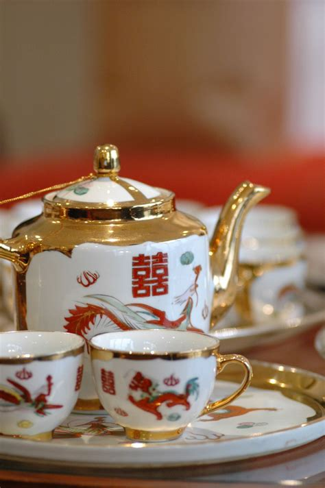 chinese wedding ceremony tea pot wedding tea chinese