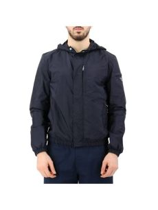prada company jacket italist best price in the market for prada jacket jacket prada navy 10494936 italist