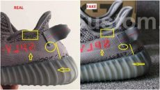 yeezy 350 v2 beluga super fake adidas yeezy 350 v2 beluga 2 0 spotted ways to identify them
