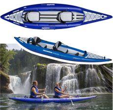 aquaglide chelan hb tandem xl review aquaglide chelan hb tandem xl kayak