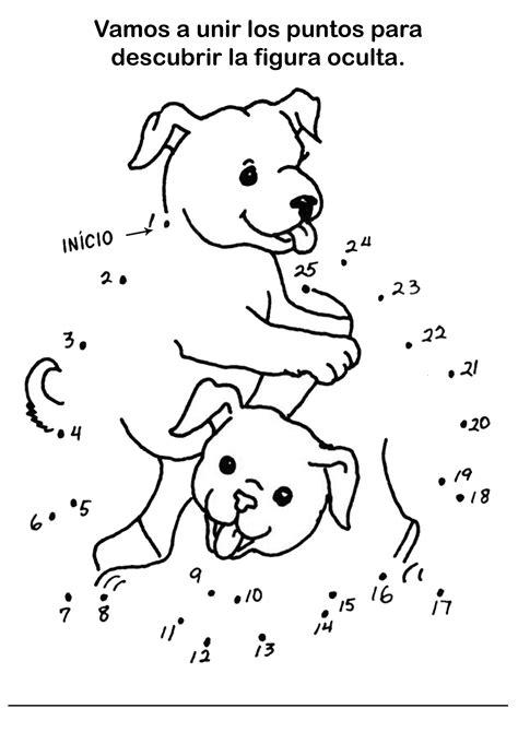 unir varias imagenes fichas de dibujos unir puntos