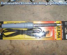 soldador cautin se quema la punta fallaselectronicas - Mi Cautin No Calienta La Punta