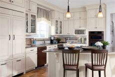 builder concept homes feature timberlake cabinetry at ibs 2012 - Timberlake Kitchen Cabinets