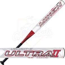 bat miken ultra 2 miken ultra ii two maxload slowpitch softball bat spu2m
