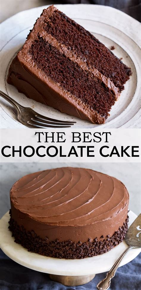 chocolate cake recipe chocolate buttercream cooking classy yummy