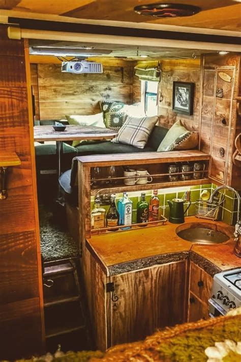 23 amazing van life interior ideas inspiration