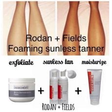 rodan and fields self tanner instructions try out the amazing rodan and fields self view and purchase products through this