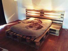 cama matrimonial y queen es lo mismo cama size y matrimonial de madera reciclada 6 500 00 en mercado libre