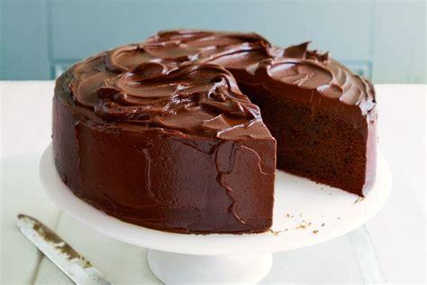ultimate chocolate mud cake recipes delicious