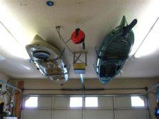 best way to hang kayak in garage 12 best kayak and canoe storage images on kayak rack kayak storage and boat storage