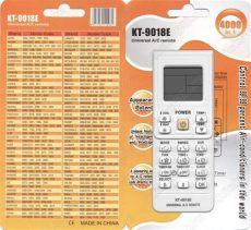 codigos para control remoto universal remoto aire acondicionado universal 4000 en 1 250 00 en mercado libre