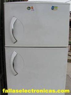 en que numero debe estar el refrigerador mabe refrigerador mabe no congela no enfr 237 a fallaselectronicas