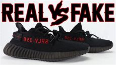 fake yeezy boost 350 bred real vs adidas yeezy boost 350 v2 bred legit check