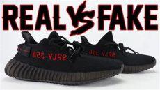 yeezy bred v2 real vs fake real vs adidas yeezy boost 350 v2 bred legit check