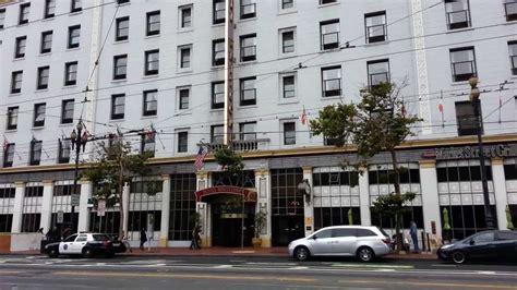 hotel whitcomb san francisco youtube
